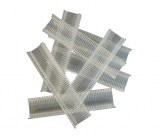 Clear Fabric Fasteners - 1/2 Inch Long