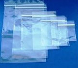 5 x 7  Lock Top Plastic Bag