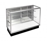 Deluxe Extra Vision 6 Ft Long Showcase