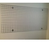 Chrome Grid 4' x 8'