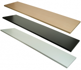 Melamine Shelf - 14 x 48 Inches In Various Colors